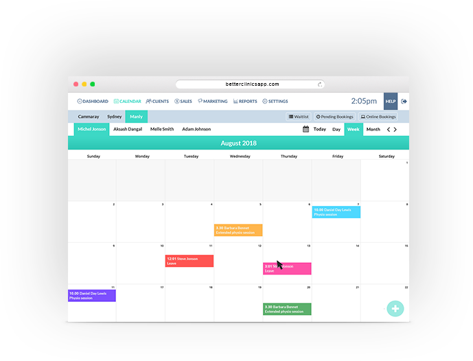 appointments scheduling parctice management software better