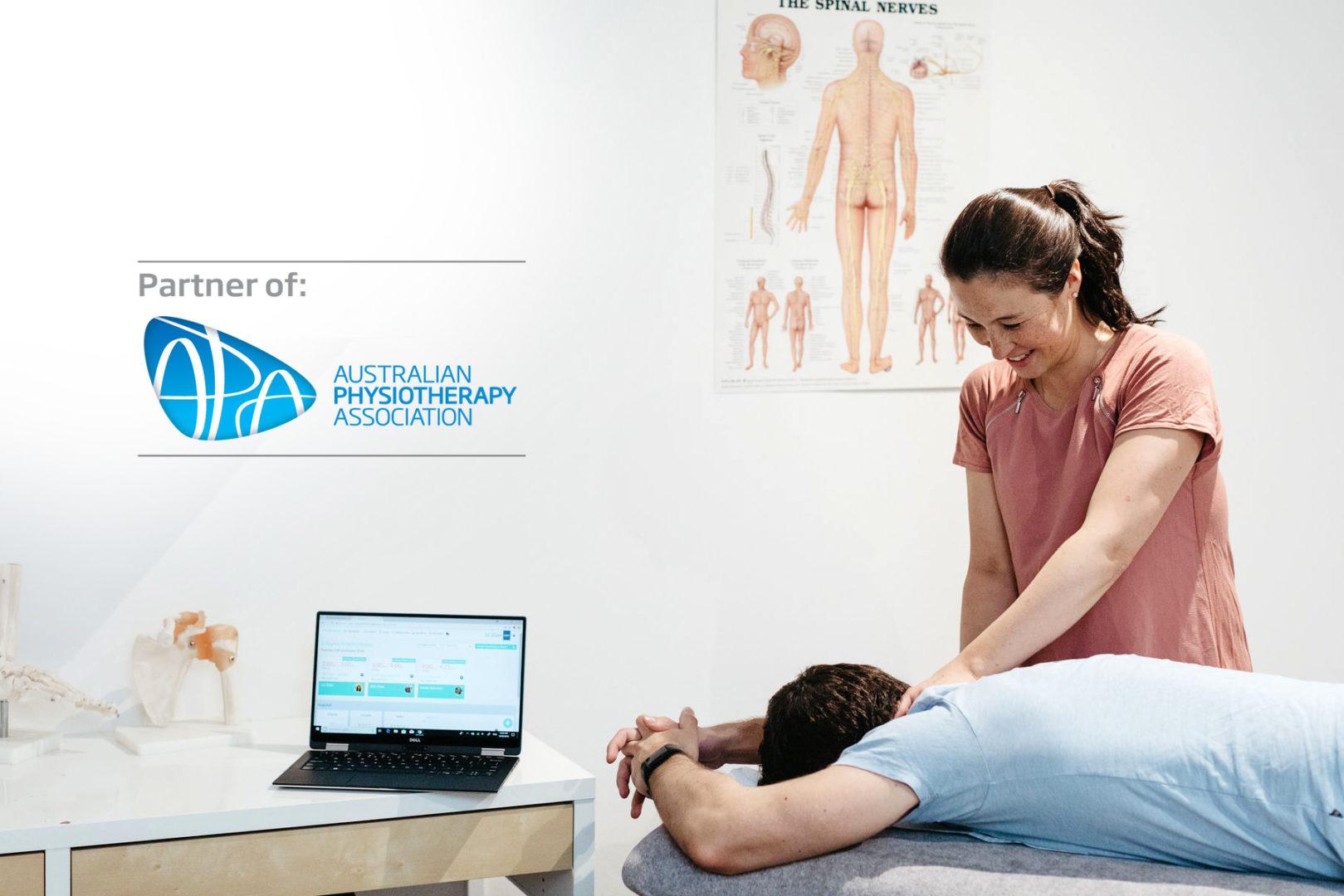 Better Clinics_Reckon_Partner Australian Physiotherapy Association