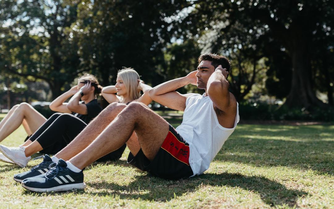 Fitness Trends in Australia (2021)